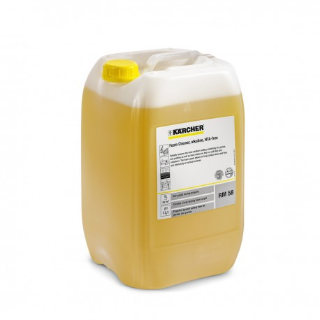 Karcher RM 58 PressurePro Foam Cleaner, alkaline 20Ltr, 62951000