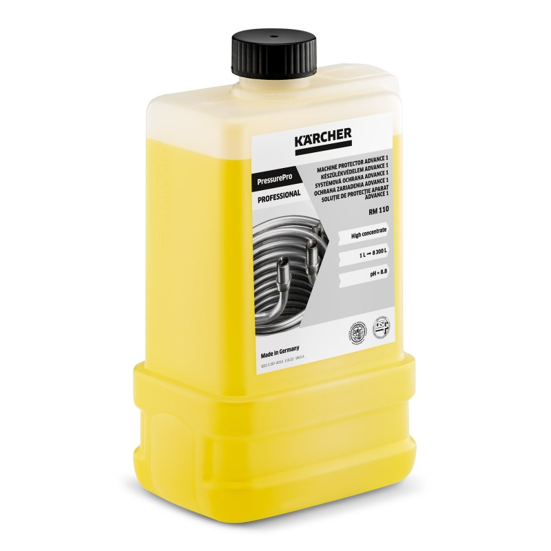 Karcher RM 110 Machine Protector, Water Softener Adv 1Ltr 6.295-625.0