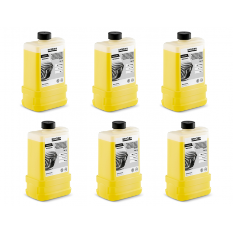 Karcher RM 110 Machine Protector, Water Softener Adv 6 x 1Ltr bottles, 62956250