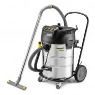 Karcher NT 70/3 Me Tc Wet & Dry vacuum Cleaner with Triple Vac Motors, 16672740
