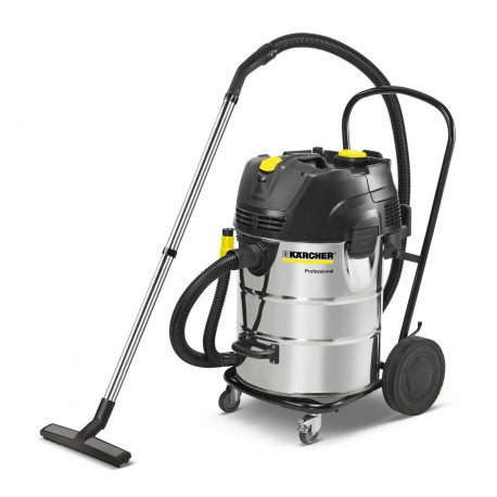 Karcher NT 75/2 Ap Me Tc Wet & Dry vacuum Cleaner with Twin Vac Motors, 16672920