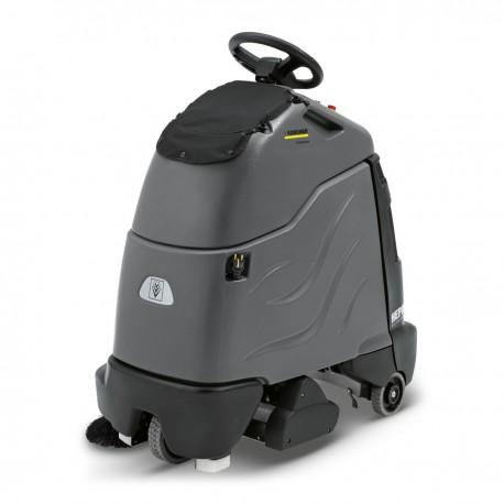 Karcher CV 60/2 RS Step on Vacuum cleaner 10110280