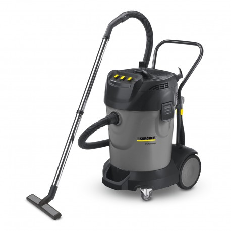 Karcher NT 70/3 Wet & Dry vacuum Cleaner with triple Vac Motors 16672700