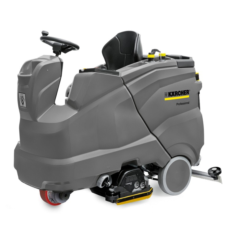 Karcher B 150 R Dose Ride-On Floor Scrubber Dryer