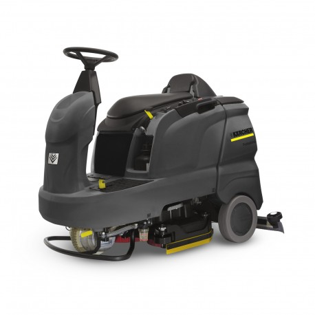 Karcher B 90 R Classic Bp Pack Ride-on Floor Scrubber Dryer 11613070