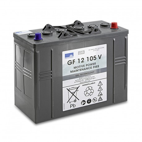Karcher GF12V 105AH Battery maintenance-free 40351820