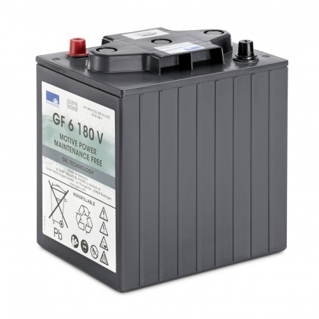 Battery GF 6V 180AH, maintenance-free 66541240