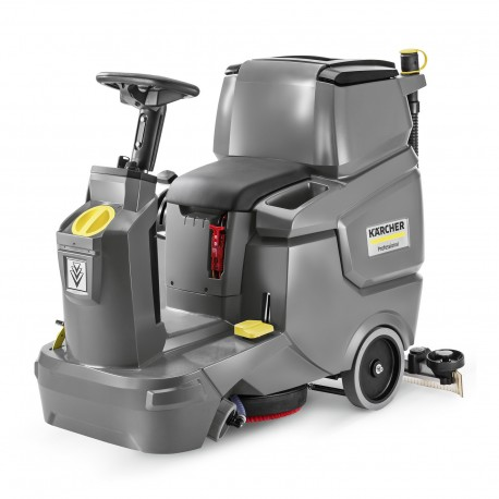 Karcher BD 50/70 R Bp Pack Classic Ride-On Scrubber Dryer 11610710