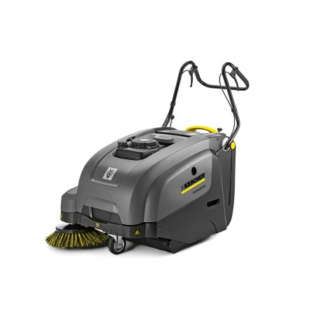 Karcher KM 75/40 W P Petrol Walk Behind Sweeper 10492050