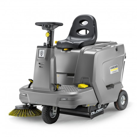 Karcher KM 85/50 R Bp Battery Ride-On Sweeper 13511270