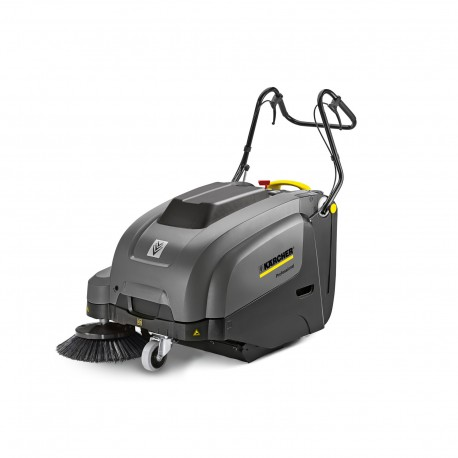 Karcher KM 75/40 W Bp Walk Behind Sweeper with MF batteries 10492070