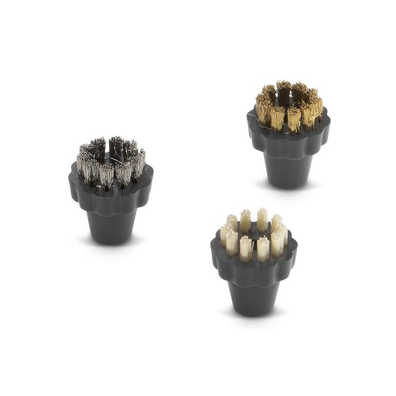 Karcher Set round brushes for SGV 28630110