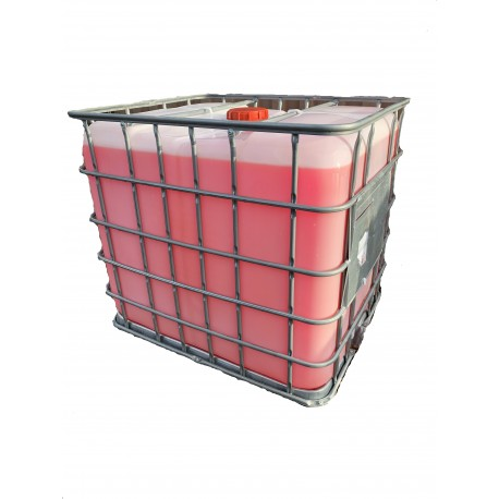 Traffic Film Remover with High Glossy Wax Finish 1000ltr IBC