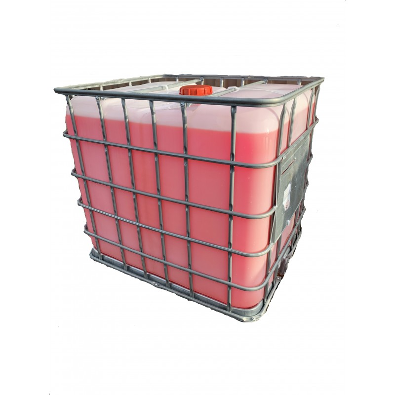 Traffic Film Remover with wax 1000ltr IBC