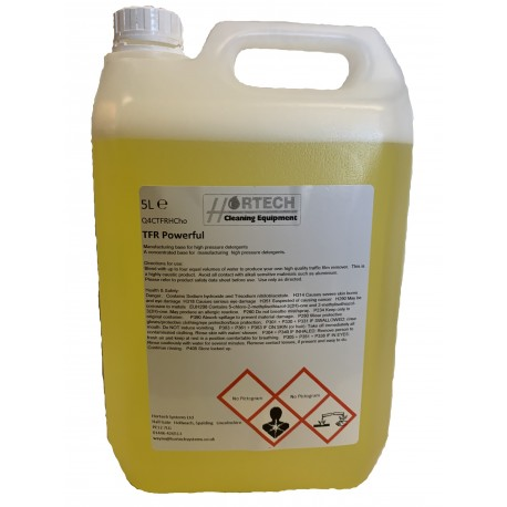 Traffic Film Remover Powerful Degreaser 5ltr