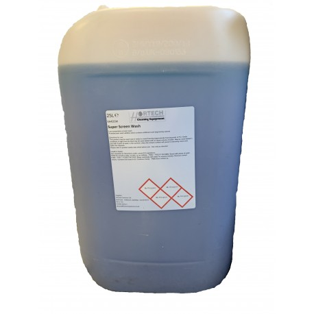 Super Screenwash 25ltr for Vehicle window screens, Trucks & Cars
