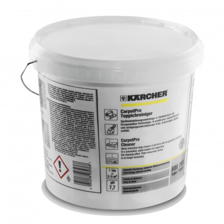 Karcher RM 760 CarpetPro iCapsol Cleaning Tablets (200 TABLETS) 62958510