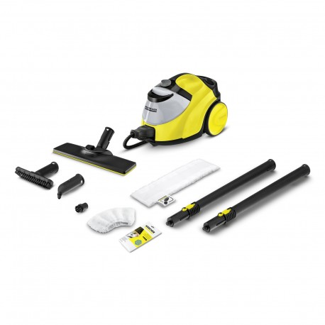 Karcher Sc5 Easyfix Steam Cleaner with Iron Plug, 15125320