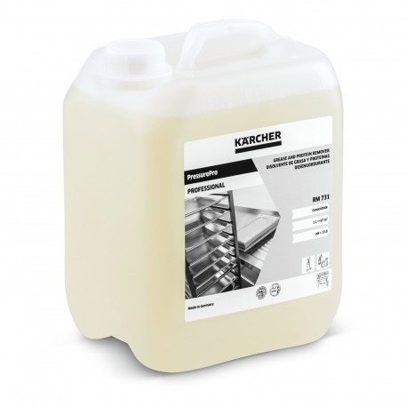 Karcher RM 731 PressurePro Grease and Protein Remover 5Ltr, 62954020