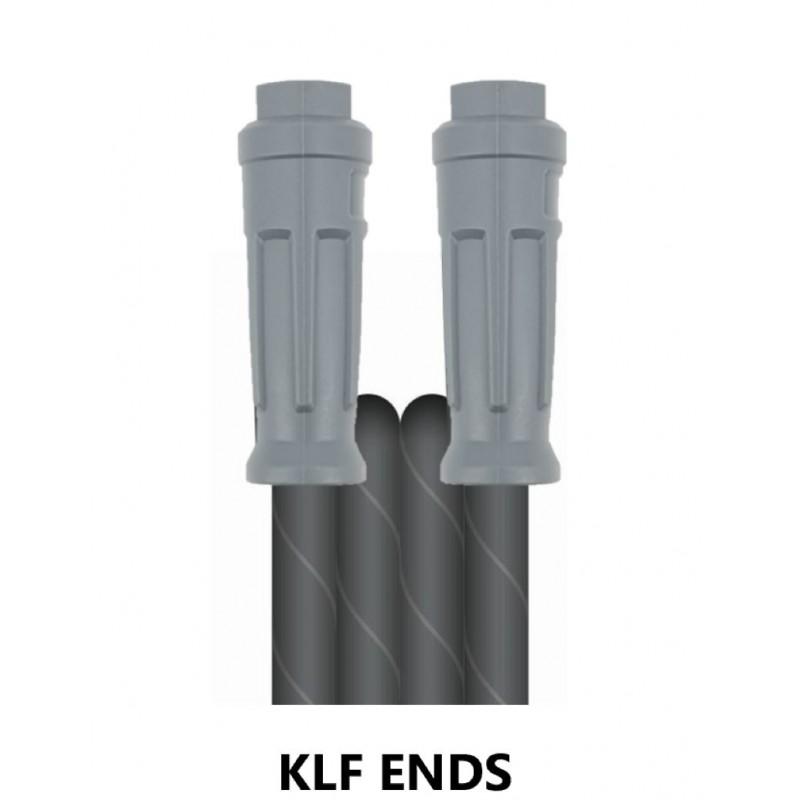 "Karcher EasyLock Equivalent Hose Options 10Mtr, 15Mtr or 20Mtr Lengths 5/16"" 2Wire DN8 400bar."