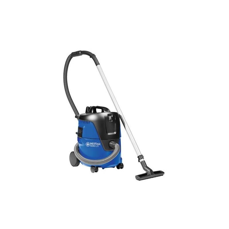 Nilfisk AERO 21-01 PC Wet & Dry Vacuum 110volt