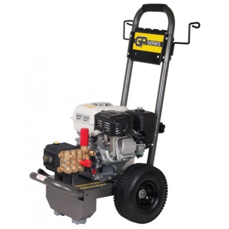 Honda GP Series 10150 Cold Water Petrol Pressure Washer with Pull Trolley