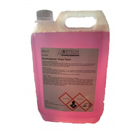 Detailing Snow Foam Car Shampoo Cleaner Non-Caustic 5Ltr