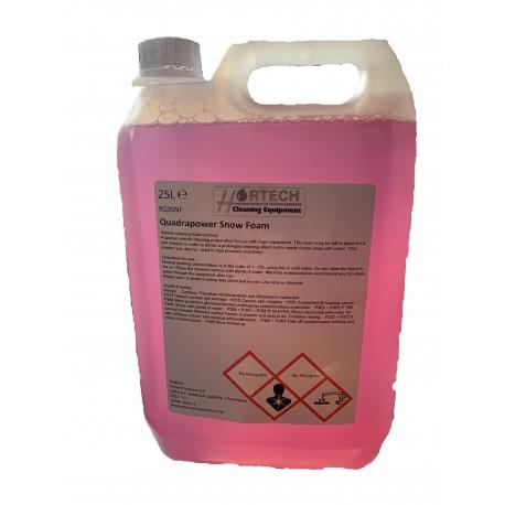 Detailing Snow Foam Car Shampoo Cleaner Non-Caustic 5Ltr