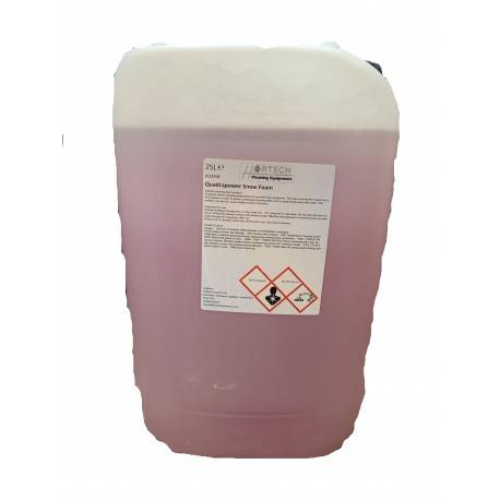 25ltr Non-Caustic Snow Foam Vehicle cleaner