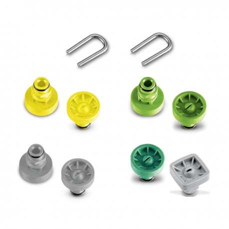 Karcher Replacement nozzle set for T5 & T7 Hard surface cleaners 26440810