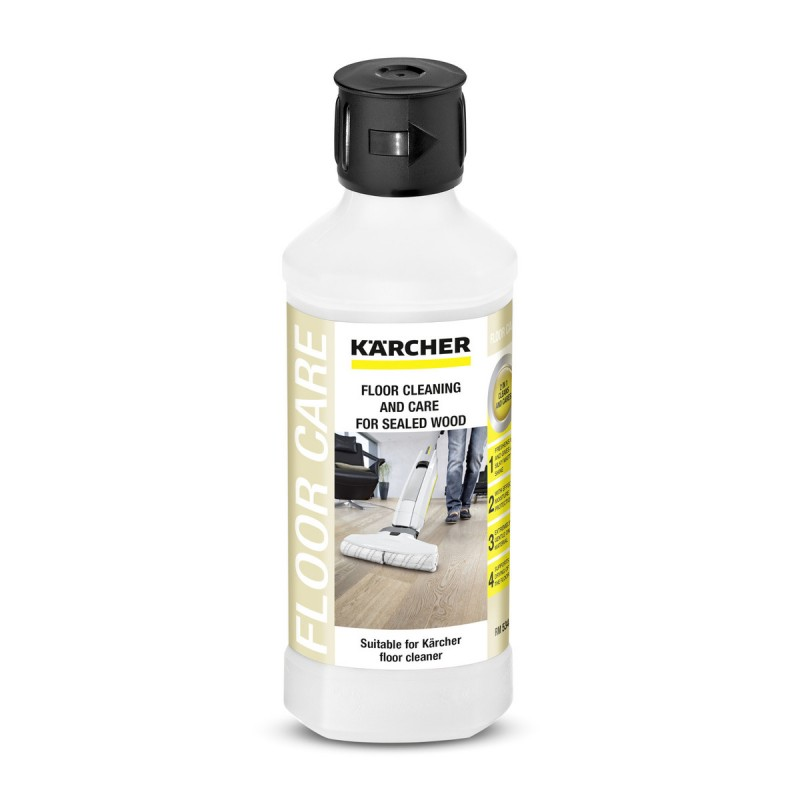 Karcher Sealed Wood Detergent RM534, 500ml, 62959410