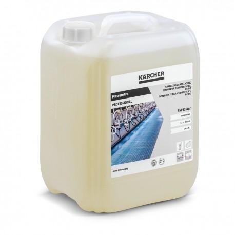 Karcher PressurePro Surface Cleaner, acidic RM 93 Agri 10Ltr, 62956580