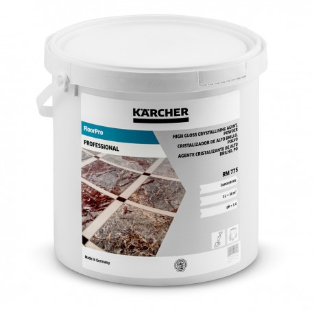 Karcher  RM 775 FloorPro High Gloss Crystallising Agent, powder 5Kg, 62951170