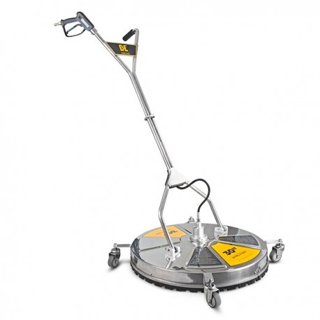 "Whirlaway 30"" Hard Surface cleaner Stainless Steel"