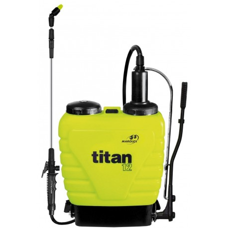 Marolex Titan 12Ltr Knapsack Pressure Sprayer with Viton Seals