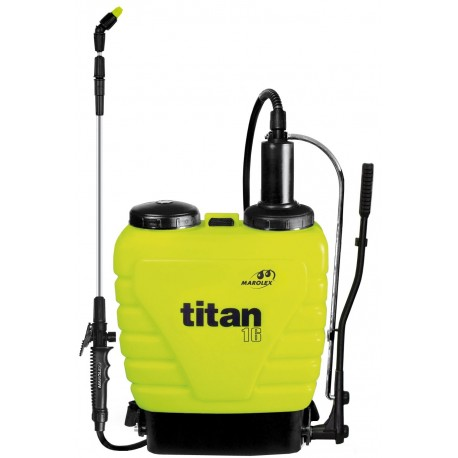 Marolex Titan 16Ltr Knapsack Pressure Sprayer with Viton Seals