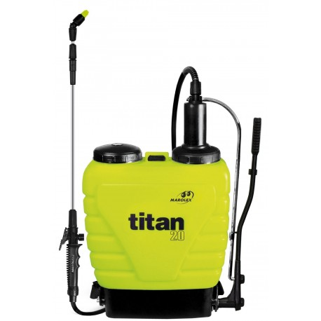 Marolex Titan 20Ltr Knapsack Pressure Sprayer with Viton Seals