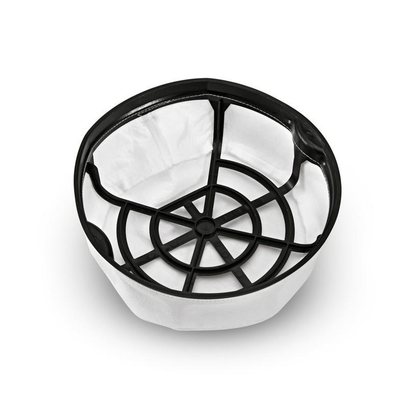 Karcher Main filter basket with reinforced fleece fot T10/1, 57316490