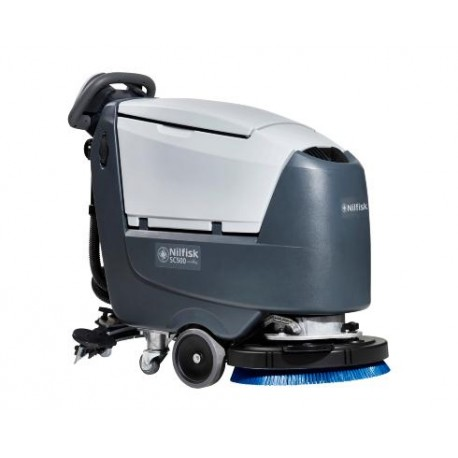 Nilfisk SC500 Floor scrubber dryer