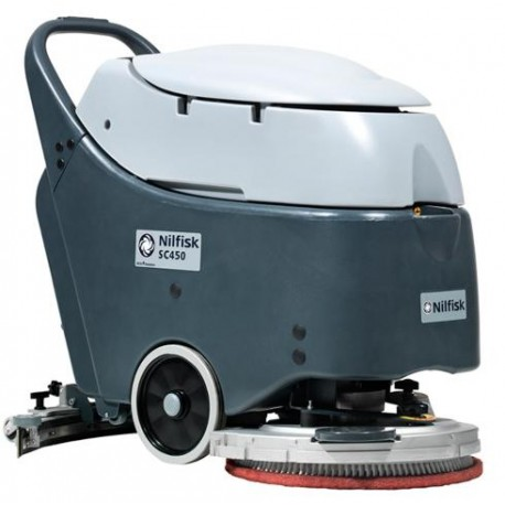 Nilfisk SC450 Floor Scrubber Dryer