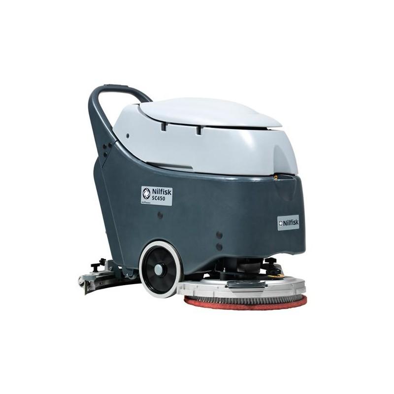 Nilfisk SC450 Floor Scrubber Dryer