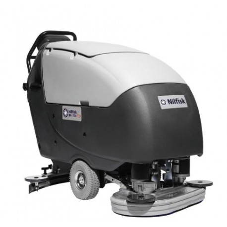 Nilfisk BA 651/751 Floor Scrubber Dryer