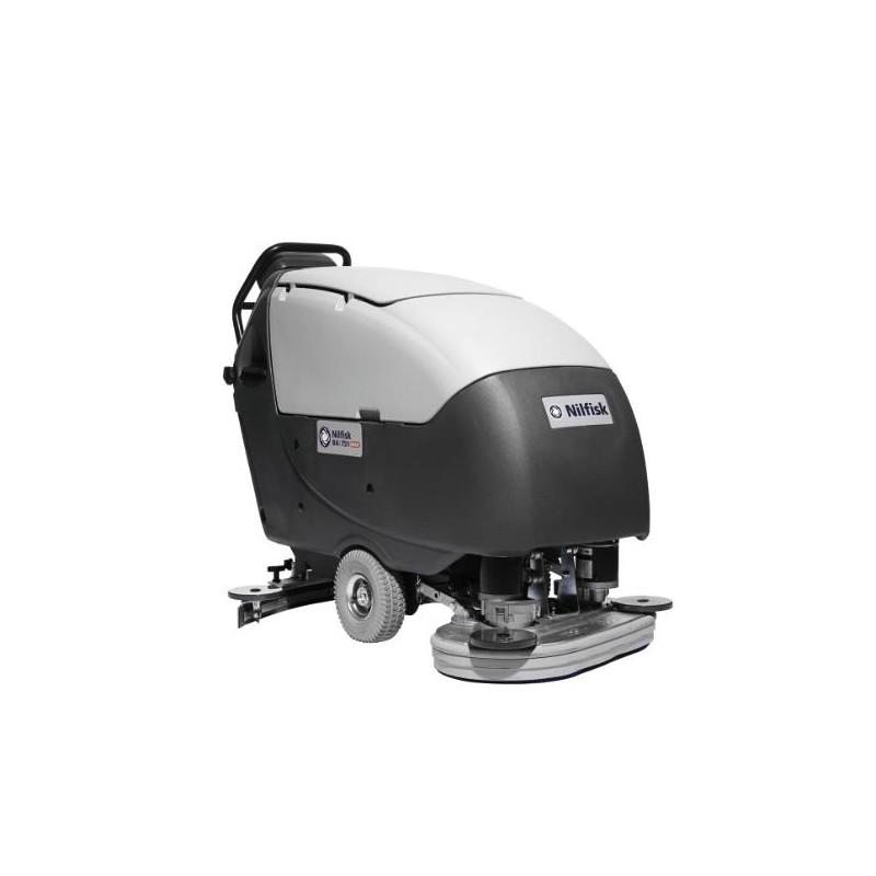 Nilfisk BA 651/751 Floor Scrubber Dryer