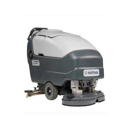 Nilfisk SC800 Floor Scrubber Dryer