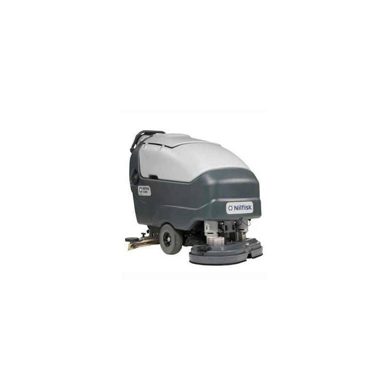 Nilfisk SC800 Floor Scrubber Dryer