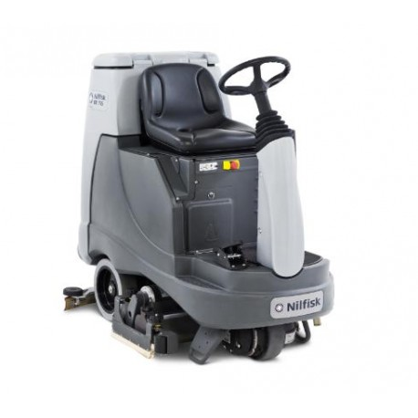 Nilfisk BR 755/755C/855 Floor Scrubber Dryer- Ride on