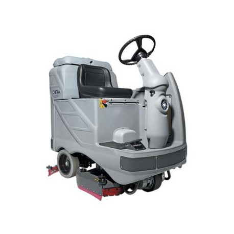 Nilfisk BR BR 850S X Floor Scrubber Dryer- Ride on