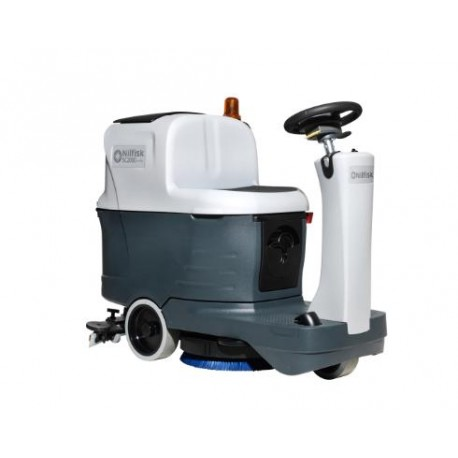 Nilfisk SC2000 Floor Scrubber Dryer- Ride on