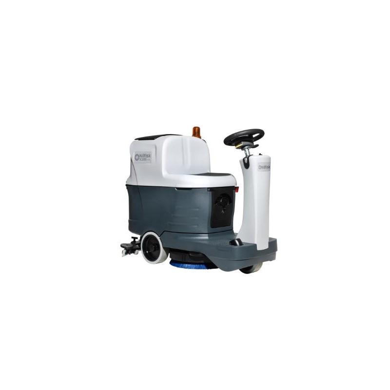 Nilfisk SC2000 Floor Scrubber Dryer- Stand on