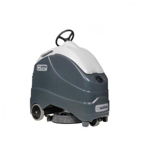 Nilfisk SC1500 Floor Scrubber Dryer- Stand on